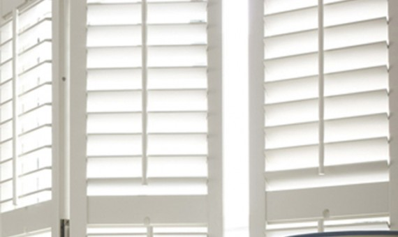 Closed Engineered Wood Shutter