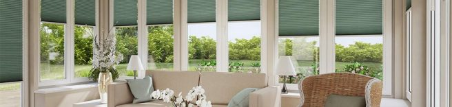 Conservatory Blinds Highlight Your Recreational Space